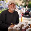 """Leon Day of Leon Day's Condiments in San Rafael.<br /> <br />  <a href=""""http://www.chutneyman.com"""">http://www.chutneyman.com</a>"""