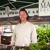 """Jesse Kuhn of Marin Roots Farm in Petaluma.<br /> <br />  <a href=""""http://www.marinroots.com"""">http://www.marinroots.com</a>"""