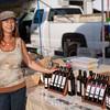 """Beth Sylver of Sylverleaf Olive Oil in Loma Rica.<br /> <br /> <a href=""""http://www.sylverleaf.com/"""">http://www.sylverleaf.com/</a>"""