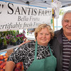 Rosa and Matteo De Santis of De Santis Farm in Fresno.