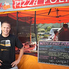 "Joel Baecker of Pizza Politana in Petaluma.<br /> <br /> <a href=""http://www.pizzapolitana.com/"">http://www.pizzapolitana.com/</a>"