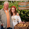 "David Little and his daughter Caressa Willow Mae Little Fox of Little Organic Farm in Tomales.<br /> <br />  <a href=""http://www.thelittleorganicfarm.com"">http://www.thelittleorganicfarm.com</a>"