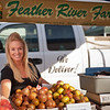 Tara Payton of Feather River Farms in Yuba City.