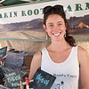 "Jessica Baron of Marin Roots Farm in Petaluma.<br /> <br /> <a href=""http://marinrootsfarm.wordpress.com"">http://marinrootsfarm.wordpress.com</a>"