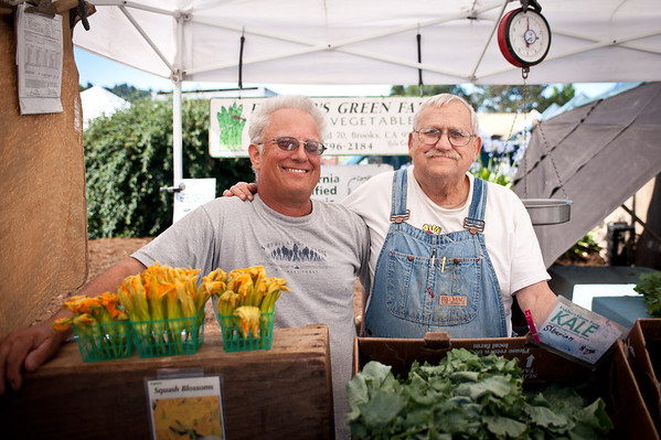 Heroes of the Farmer's Market