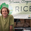 "David Weingarten of Massa Organics in Ord Bend (near Chico).<br /> <br />  <a href=""http://www.massaorganics.com"">http://www.massaorganics.com</a>"