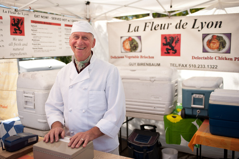 "Guy Birenbaum of La Fleur de Lyon in Richmond.<br /> <br /> <a href=""http://tinyurl.com/lafleurdelyon"">http://tinyurl.com/lafleurdelyon</a>"