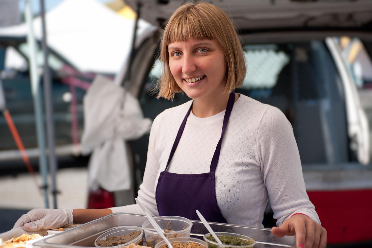 "Kristina Basgen of Marin Gourmet in San Rafael.<br /> <br /> <br /> <a href=""http://maringourmet.com/"">http://maringourmet.com/</a>"
