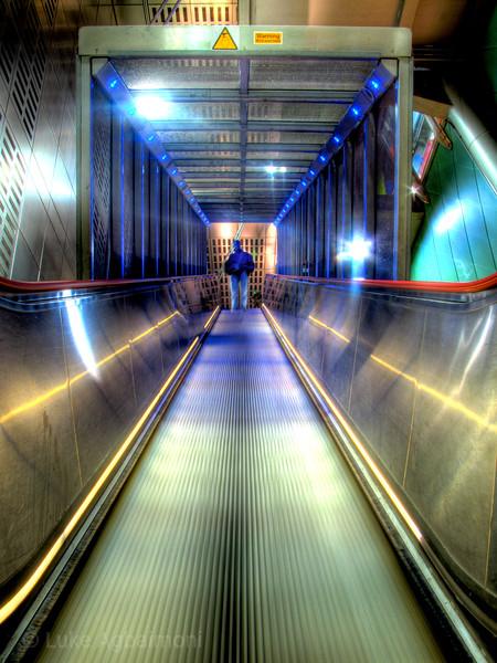 Heron Quays DLR Station