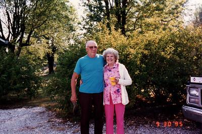 Bud and Fannie 1995