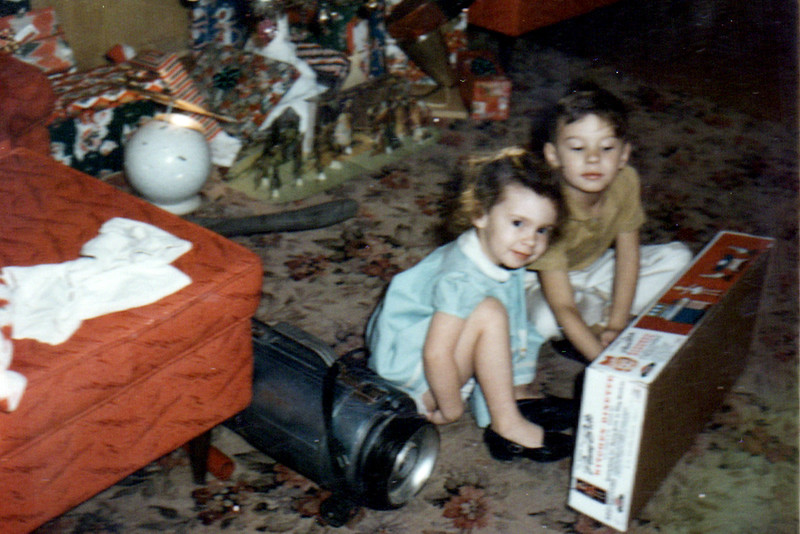 Darla and Jesse Myers abt  1965