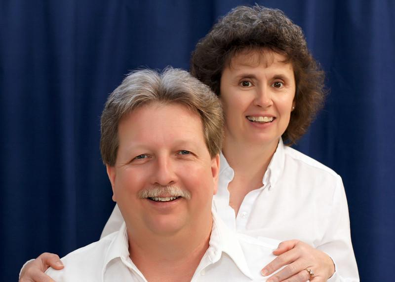 Paul and Darla at 48