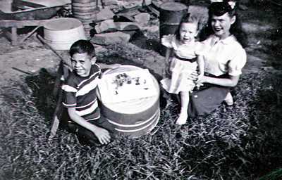 Herbs Birthday 1954