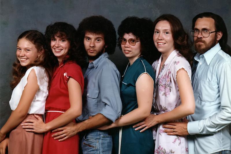 Fannies kids 1982