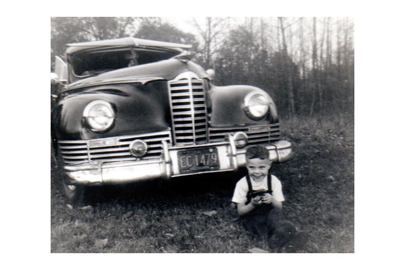 Herb Archer abt 1950