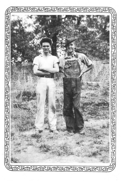 Jesse M Myers photo dated July 15, 1936