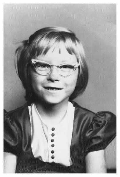 Debbie Rarey 2nd grade 1964-65