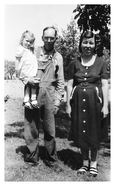 Arlie, Noma and daughter Myers