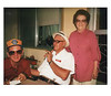 Jesse Myers and Carlos and Vercie Myers abt 1987