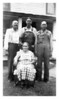 Clarence, Charlie, Arlie and Bettie Turner Myers