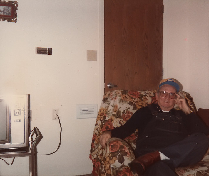 Jesse Millard Myers abt 1987