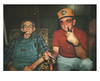 Unknown and Jesse Myers abt 1987