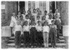 Jesse Millard Myers school group abt 1928