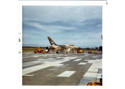 Loaded F-105 Thunderchief aka Wild Weasel_2