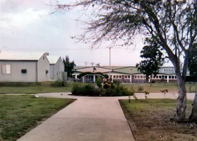 Korat Air Force base NCO club