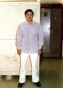John fancy pants