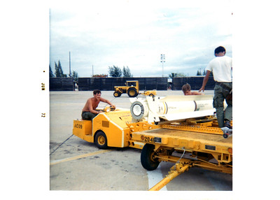 John_Bill_Yama loading AGM-78