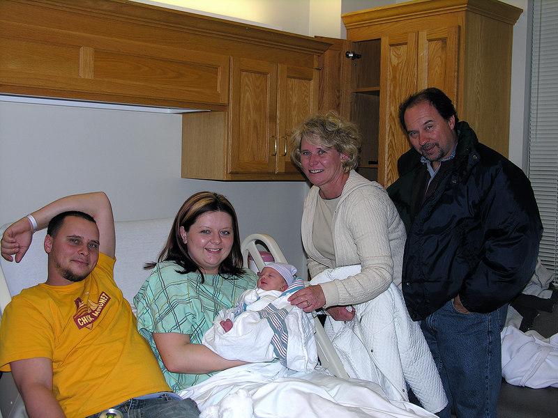 Hallie Mae Myers 4-4-2007