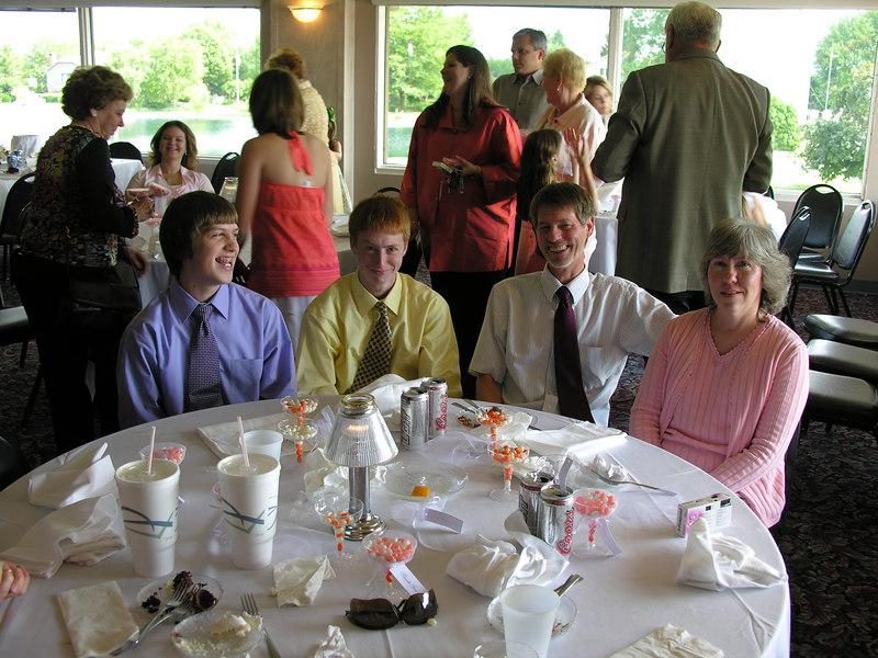 The whole Banacka family!