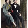 Mary Krauth and John Dixon - Roberta's mom and dad
