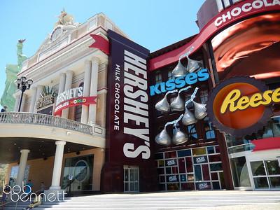 Hershey's Chocolate World-June 2014