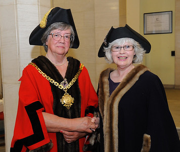Hertford Town Council Mayor Making 16.5.18