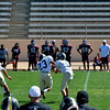 First QB Handoff 2014 Season