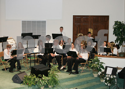 Band and Choir 05 23 06