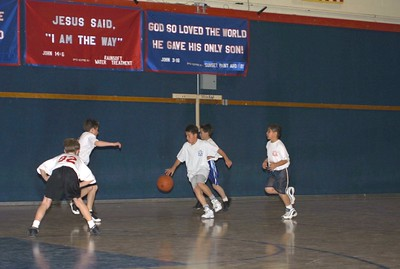 Youth Basketball 02-03