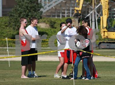 Field Events, Woodcrest Meet 03 13 10