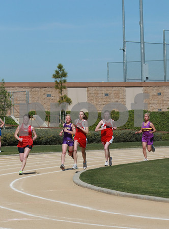 Track Events, Woodcrest Christian, 03 13 10