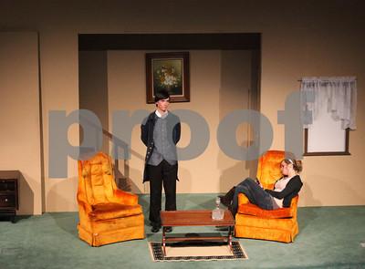 "HSC Drama Presents ""Sherlock Holmes"", 4/29/10"