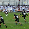 First 2014 Kick Off after inaugural offensive Touch Down