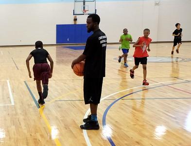 Springbreak Basketball camp