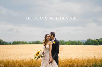 Heston & Dianna