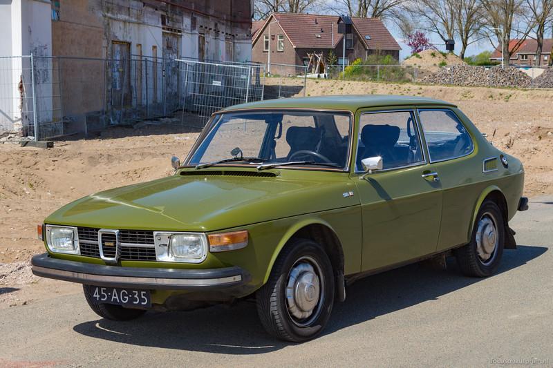 Saab 99, 1973