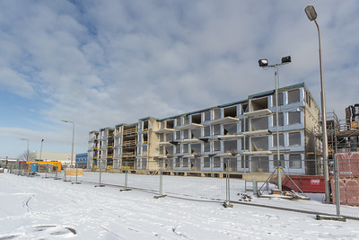 Appartementengebouw Haven Noorderhaven