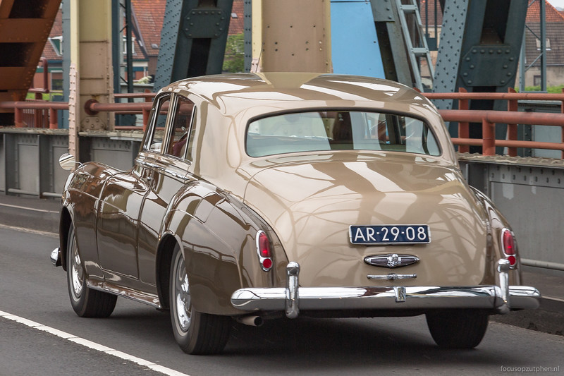 Rolls Royce Silver cloud 1, 1956