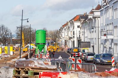 Renovatie IJsselkade
