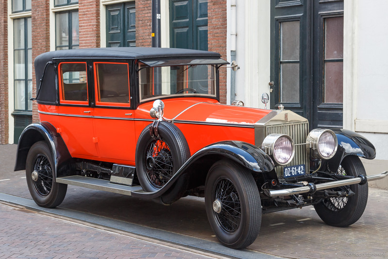 Rolls Royce Silver Ghost Tilbury Sedan, 1926